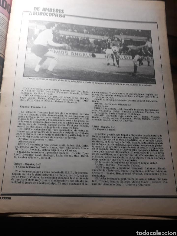 Coleccionismo deportivo: SPORT 29 MAYO 1984 . COSMOS 5 BARCELONA 3 - ULTIMÁTUM MARADONA -SCHUSTER , OFERTA DEL TORINO . - Foto 7 - 238807660