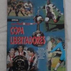 Coleccionismo deportivo: REVISTA DON BALÓN. EDICIÓN PERÚ. EXTRA Nº 5. ESPECIAL COPA LIBERTADORES 1999.. Lote 239653120