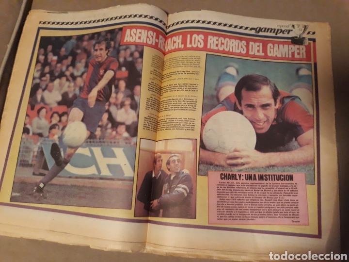 Coleccionismo deportivo: SPORT 23 AGOSTO 1983 . DIARIO DEL GAMPER - ESTRENO BARCA 84 - JULIO IGLESIAS AMIGO DE MARADONA. - Foto 7 - 240255555