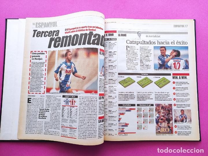 Coleccionismo deportivo: TOMO MUNDO DEPORTIVO RCD ESPANYOL CAMPEON COPA DEL REY TEMPORADA 99/00 ESPAÑOL 1999 2000 CENTENARIO - Foto 13 - 240327760