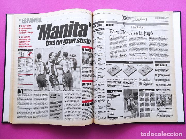 Coleccionismo deportivo: TOMO MUNDO DEPORTIVO RCD ESPANYOL CAMPEON COPA DEL REY TEMPORADA 99/00 ESPAÑOL 1999 2000 CENTENARIO - Foto 15 - 240327760
