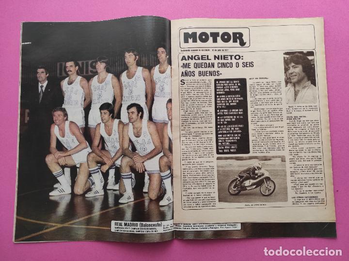Coleccionismo deportivo: LOTE 12 REVISTA AS COLOR Nº 240-269-306-309-321-323-325-331-332-333-334-335 SUPLEMENTO MOTOR - Foto 11 - 240472515