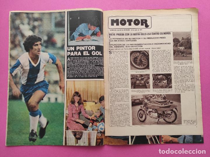 Coleccionismo deportivo: LOTE 12 REVISTA AS COLOR Nº 240-269-306-309-321-323-325-331-332-333-334-335 SUPLEMENTO MOTOR - Foto 13 - 240472515