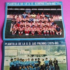 Coleccionismo deportivo: REVISTA AS COLOR Nº 432 MINI POSTER PLANTILLA AD ALMERIA 79/80 UD LAS PALMAS 1979/1980 HERCULES CF. Lote 240807290
