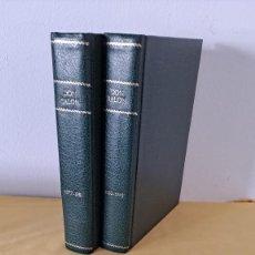 Coleccionismo deportivo: DON BALON - 1977-1979 -1980 -1981-1982-1983/84 -1986 - 2 TOMOS - VARIOS NÚMEROS LEER DESCRIPCION. Lote 241085610
