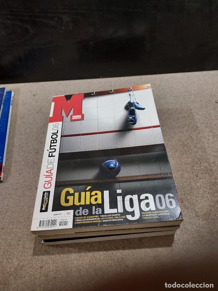 Coleccionismo deportivo: DEPORTES.....7 GUÍAS MARCA...AÑOS...97/98..98/99..04..05..06..07..11... - Foto 6 - 242070030