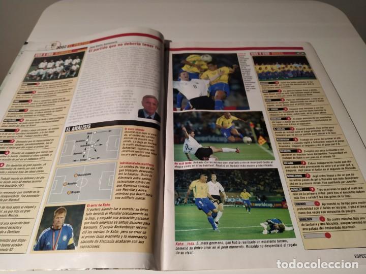Coleccionismo deportivo: DON BALÓN MUNDIAL 2002 - DEDICATORIA CAMACHO - Foto 3 - 242172750