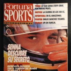 Coleccionismo deportivo: FORTUNA SPORT MAYO 1989 N. 2. Lote 242208320