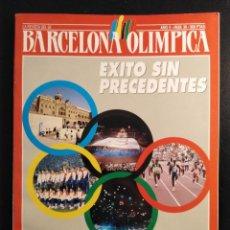 Coleccionismo deportivo: BARCELONA OLIMPICA NUM 36. Lote 242208585