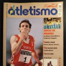 Coleccionismo deportivo: ATLETISMO JULIO 1993 N. 450. Lote 242209055
