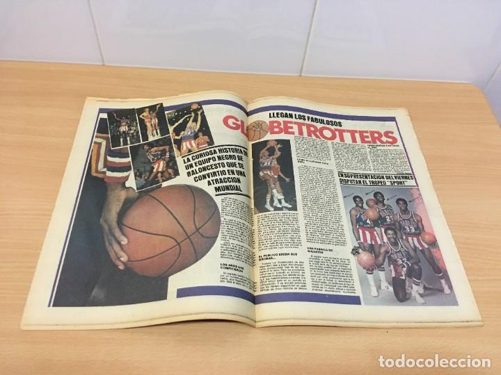 Coleccionismo deportivo: DIARIO DEPORTIVO SPORT Nº 202 - 1 JUNIO 1980 - F1 GP JARAMA PIRATA - MARADONA SE JUEGA EL TIPO - Foto 3 - 242224675