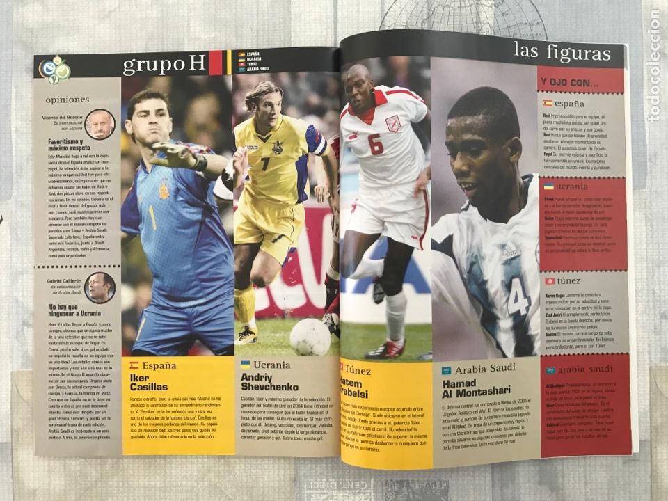 Coleccionismo deportivo: Fútbol don balón extra 83 - Mundial Alemania 2006 - World Cup Germany - panini este as marca - Foto 5 - 242329380