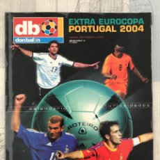 Coleccionismo deportivo: FÚTBOL DON BALÓN EXTRA 72 - EURO PORTUGAL 2004 - EUROCUP 04 PORTUGAL - PANINI AS MARCA. Lote 242330170