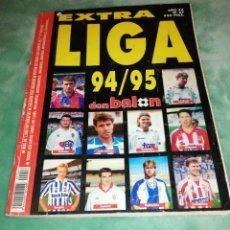 Coleccionismo deportivo: REVISTA EXTRA DE LA LIGA 94/95 DON BALÓN, N°27. Lote 242442190