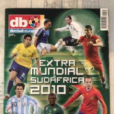 Coleccionismo deportivo: FÚTBOL DON BALÓN EXTRA 121 - MUNDIAL 2010 SUDÁFRICA - WORLD CUP 10 SOUTH AFRICA. Lote 242836060