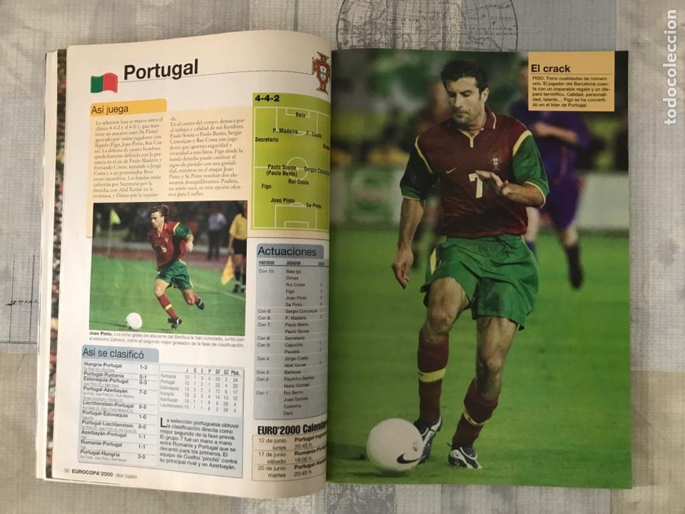 Coleccionismo deportivo: Fútbol don balón extra 49 - Eurocopa 2000 Holanda Bélgica - Eurocup 2000 - Belgium Netherlands - Foto 3 - 242837255