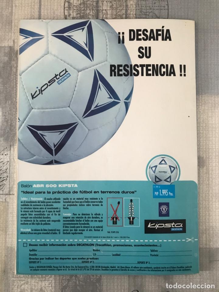 Coleccionismo deportivo: Fútbol don balón extra 49 - Eurocopa 2000 Holanda Bélgica - Eurocup 2000 - Belgium Netherlands - Foto 9 - 242837255