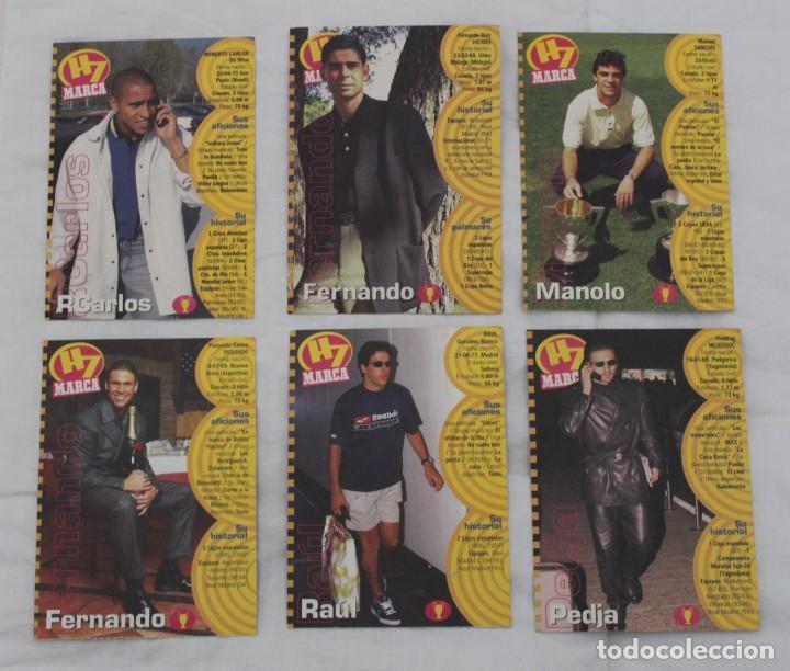 Coleccionismo deportivo: DIARIO MARCA COLECCIÓN LOS HOMBRES DE LA SEPTIMA CHAMPIONS LEAGUE REAL MADRID.22 DE 27 - Foto 4 - 242845120