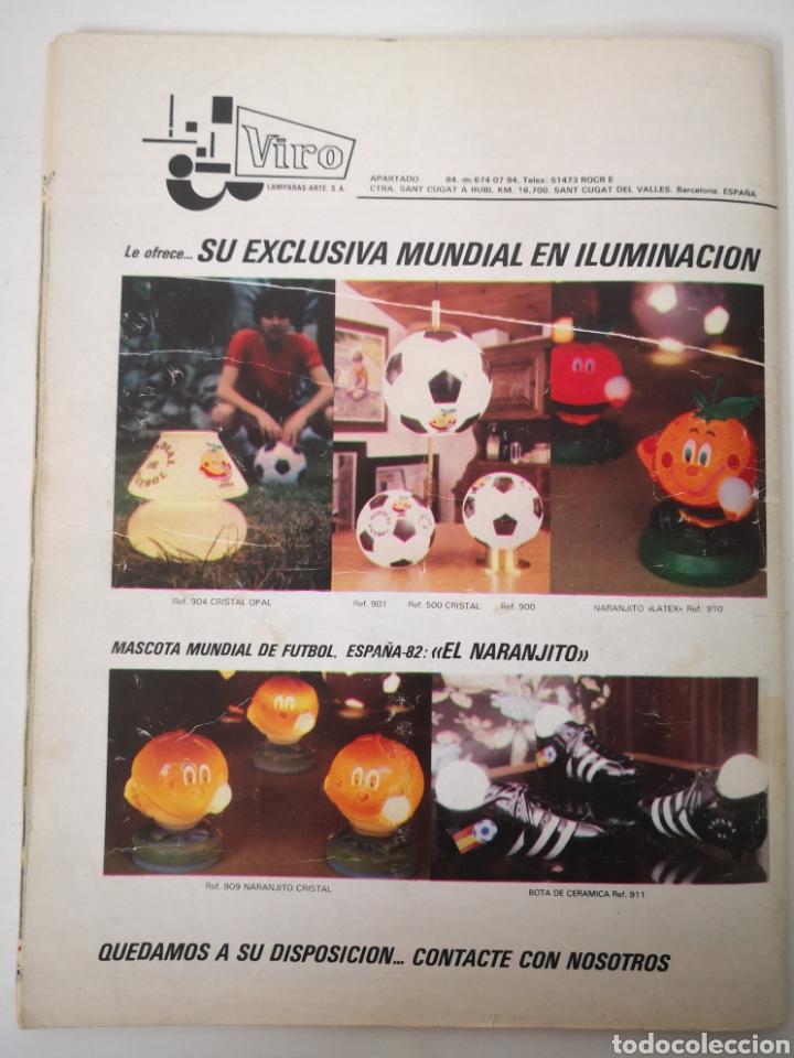 Coleccionismo deportivo: MARADONA PORTADA Y ENTREVISTA. DON BALÓN MUNDIAL ESPAÑA 1982. PAOLO ROSSI - Foto 9 - 242937235