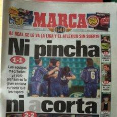 Coleccionismo deportivo: DIARIO MARCA 29/03/1998 VER PORTADA. Lote 243421985