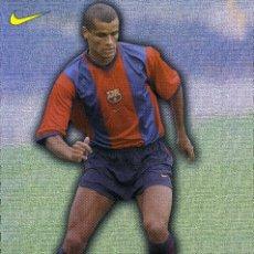 Coleccionismo deportivo: FC BARCELONA - RIVALDO. Lote 243518535