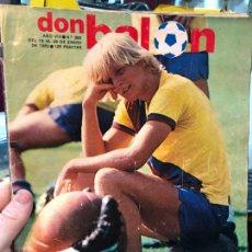 Coleccionismo deportivo: REVISTA DON BALON AÑO VLLL Nº380 DEL 19 AL 26 DE ENERO 1983. Lote 243543045