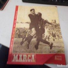 Colecionismo desportivo: SUPLEMENTO GRAFICO DE LOS DEPORTES MARCA , 26 MARZO 1946 NUM 173 FUTBOL. Lote 243560290