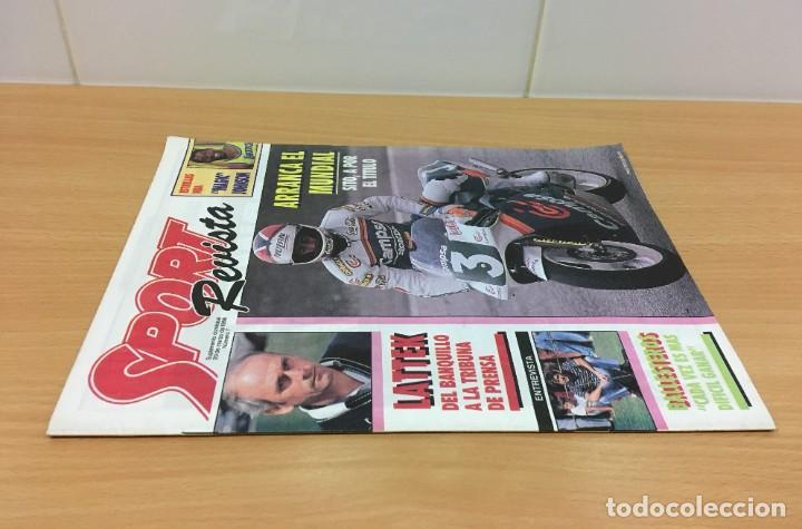 Coleccionismo deportivo: REVISTA DIARIO SPORT Nº 7 - 20 MARZO 1988 - MAGIC JOHNSON, LATTEK, SITO PONS, SEVE BALLESTEROS - Foto 2 - 243677690