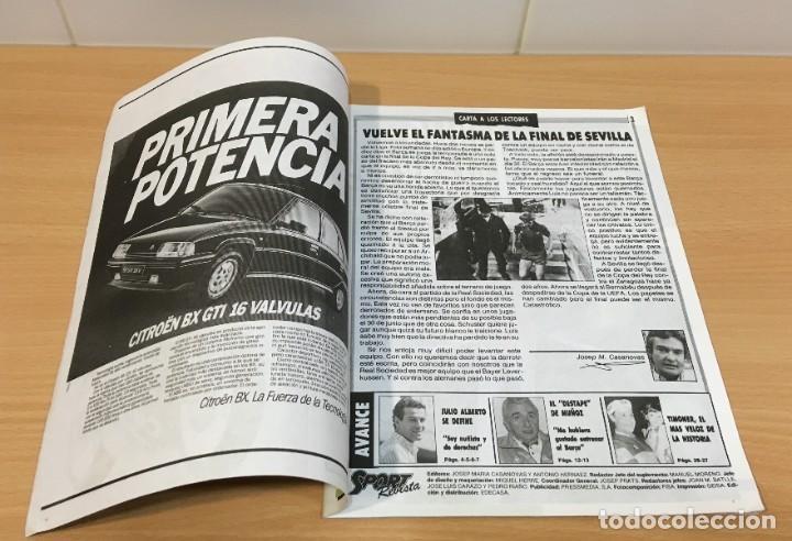 Coleccionismo deportivo: REVISTA DIARIO SPORT Nº 7 - 20 MARZO 1988 - MAGIC JOHNSON, LATTEK, SITO PONS, SEVE BALLESTEROS - Foto 3 - 243677690
