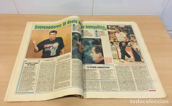Coleccionismo deportivo: DIARIO SPORT Nº 4563 - 27 JULIO 1992 - INDURÁIN CONQUISTÓ PARÍS - DREAM TEAM USA MACHACA A ANGOLA - Foto 4 - 243679285