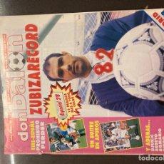 Collectionnisme sportif: REVISTA DON BALON 937. Lote 243926915