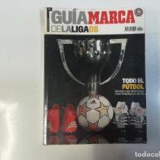 Coleccionismo deportivo: MARCA - GUÍA MARCA DE LA LIGA 08 ( 2008 ) TODO EL FÚTBOL. Lote 243975045