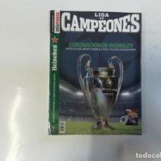 Coleccionismo deportivo: MARCA - GUÍA MARCA - LIGA DE CAMPEONES - CORONACIÓN EN WEMBLEY - SEPTIEMBRE 2010. Lote 243980945