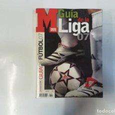 Coleccionismo deportivo: MARCA - GUÍA DE LA LIGA 07 ( 2007 ) GUÍA DE FÚTBOL 07. Lote 243982040