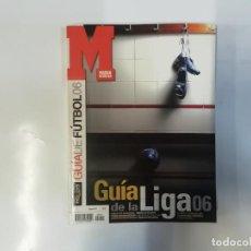 Coleccionismo deportivo: MARCA - GUÍA DE LA LIGA 06 ( 2006 ) GUÍA DE FÚTBOL 06. Lote 243982465