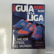 Coleccionismo deportivo: MARCA - GUÍA DE LA LIGA 2013 - EL MEJOR FÚTBOL DEL MUNDO. Lote 243983925