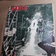 Coleccionismo deportivo: MARCA 1951 - R.MADRID 0 SANTANDER 1 . DESFILE DE EQUIPOS. BETIS Y EL SEGARRA DE TERCERA DIVISIÓN. Lote 244743620