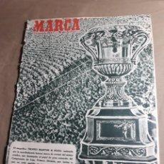 Coleccionismo deportivo: MARCA NÚMERO ESPECIAL. N°420 . 19 DICIEMBRE 1950 MEDIO SIGLO DE DEPORTE ESPAÑOL EN FOTOGRAFÍAS. Lote 245011165