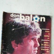 Coleccionismo deportivo: DON BALÓN, ARKONADA YA ES HISTORIA, N°398. Lote 245051145