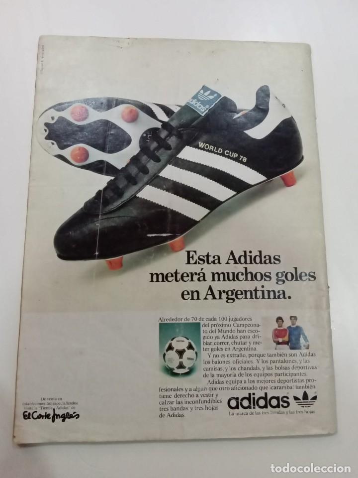 Coleccionismo deportivo: Don balón año 1978 - Foto 2 - 245087660
