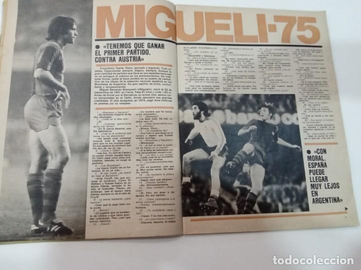 Coleccionismo deportivo: Don balón año 1978 - Foto 3 - 245087660
