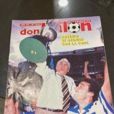 Coleccionismo deportivo: DON BALON 1029 DEPOR CAMPEON. Lote 245097765