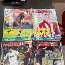 Coleccionismo deportivo: LOTE 24 REVISTAS DON BALON AÑO 95. Lote 245101955