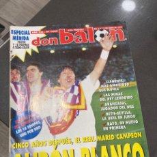 Coleccionismo deportivo: DON BALON 1025. Lote 245102350