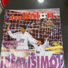 Coleccionismo deportivo: DON BALON 1004. Lote 245103380