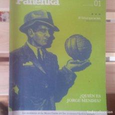 Coleccionismo deportivo: PANENKA 01-OCTUBRE 2011. Lote 245198920