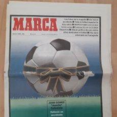 Coleccionismo deportivo: AS/MARCA JUAN GÓMEZ JUANITO. Lote 245218565