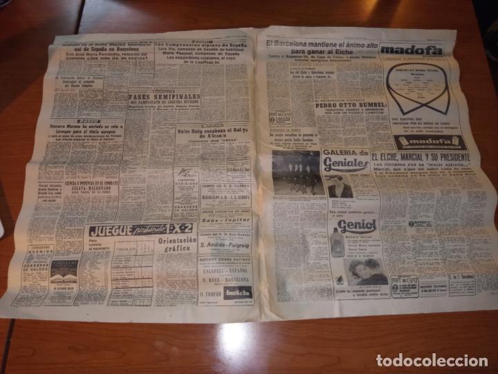 Coleccionismo deportivo: DIARIO EL MUNDO DEPORTIVO DEL 26 DE FEBRERO DE 1966 ARGILAGA CESA COMO ENTRENADOR DEL ESPAÑOL - Foto 2 - 245990185