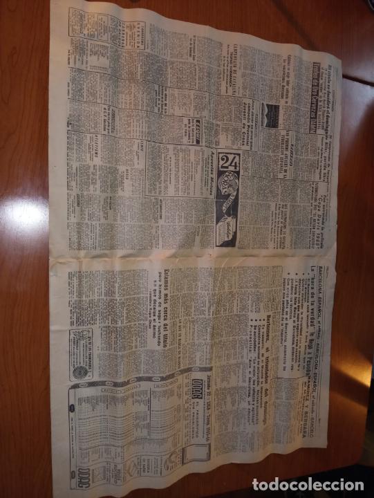 Coleccionismo deportivo: EL MUNDO DEPORTIVO DEL 9 DE FEBRERO DE 1966 RESUENAN TODAVIA LOS ECOS TRIUNFALES DEL DOMINGO - Foto 2 - 246001145