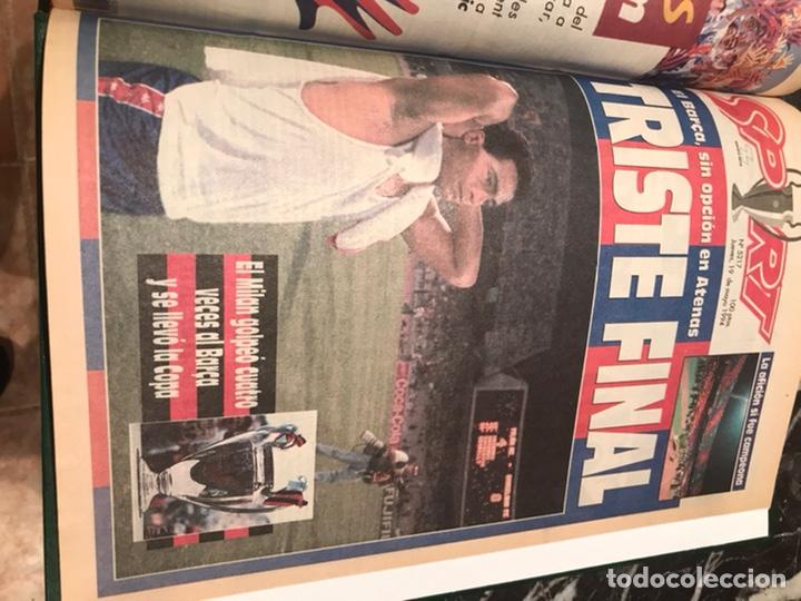 Coleccionismo deportivo: Tomo portada sport temporada 93-94 - Foto 6 - 246069330